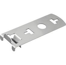Stufenklammer oben für 30 mm Platten