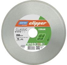 Norton Clipper Diamantscheibe Classic Ceramic Ø350 mm