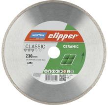 Norton Clipper Diamantscheibe Classic Ceramic Ø230 mm