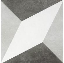 Feinsteinzeug Wand- und Bodenfliese CHIC 03, 20X20cm (10MM)