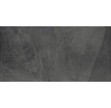 Bodenfliese Marazzi Ardesia antracite 75x150cm strukturiert