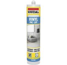 Vinyl- & PVC-Dichtstoff Lichtgrau 290ml