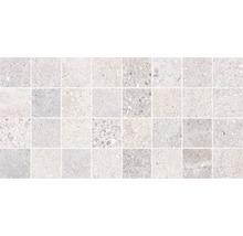 Wandfliese Piazzetta grau relief 30x60cm