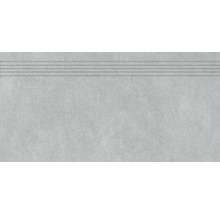 Stufenfliese Rako Extra hellgrau 30x60cm
