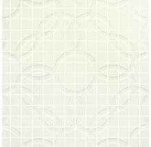 Keramikmosaik Ragno Tactile titanio Deco 40x40cm