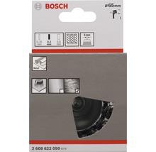 Topfbürste Bosch gezopft 65 mm, 0,5 mm