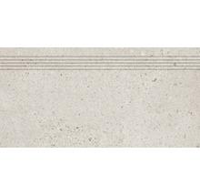 Stufenfliese Rako Piazzetta elfenbein 30x60cm
