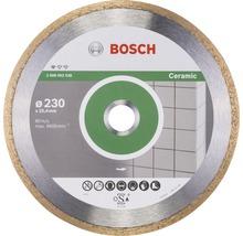 Diamanttrennscheibe Standard for Ceramic 230 x 25,40 x 1,6 x 7 mm