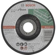 Trennscheibe gekröpft Standard for Stone C 30 S BF, 125 mm, 22,23 mm, 2,5 mm