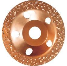 Carbide-Topfscheibe 115 x 22,23 mm;grob, flach