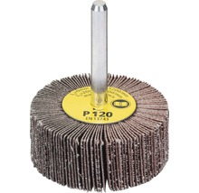 Lamellenschleifer 6 mm, K120, 50 mm, 20 mm