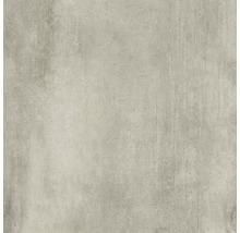 Feinsteinzeug Wand- und Bodenfliese Grava hellgrau lappato 79,8x79,8x0,8cm rektifiziert