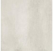 Bodenfliese Meissen Grava weiß 59,8x59,8x0,8cm