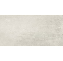 Bodenfliese Meissen Grava weiß 29,8x59,8x0,8cm