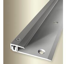 Endprofil 377V Alu eloxiert edelstahl 100 cm