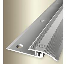 Ausgleichsprofil 376V Alu eloxiert silber 100 cm