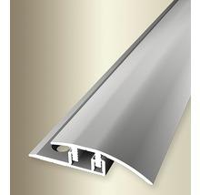 Ausgleichsprofil 576V Alu eloxiert silber 270 cm