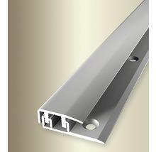 Endprofil 577V Alu eloxiert silber 100 cm