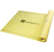 Abdichtungsmatte Dural Durabase ETAG geprüft CI ET-S gelb 100 cm 30m Rolle