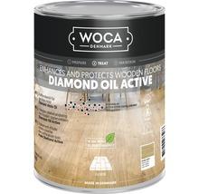 WOCA Diamant Öl Aktiv Sandgrau 1 l