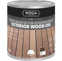 WOCA Außenholzöl Walnuß 0,75 l
