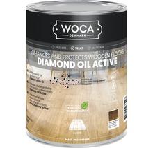 WOCA Diamant Aktiv Caramelbraun 1 l