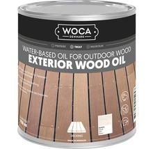 WOCA Außenholzöl weiß 0,75 l