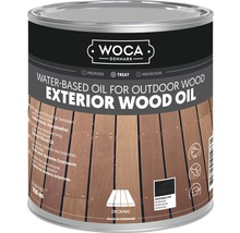 WOCA Außenholzöl anthrazit 0,75 l