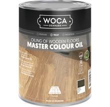 WOCA Farböl Schwarz 1 l