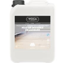 WOCA Invisible 2K Fussbodenlack 5 l und Härter 0,5 l