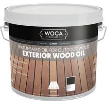WOCA Außenholzöl schwarz 2,5 l