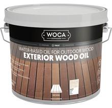 WOCA Außenholzöl weiß 2,5 l