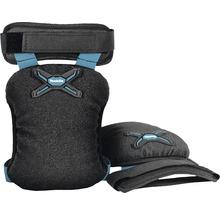 Knieschoner Makita schwarz/blau, 170x30x240 mm