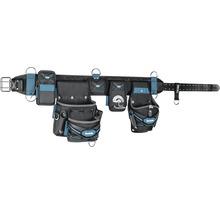 Super-Schwerlast-Gürteltaschen-Set Makita blau/schwarz, 880x310 mm