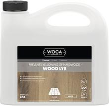 WOCA Holzlauge weiß 2,5 l