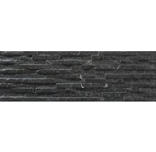 Feinsteinzeug Verblender Centenar Black 17x52cm