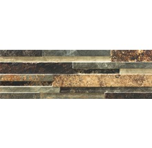 Feinsteinzeug Verblender Himalaya Magma 17x52cm