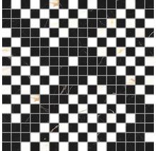 Feinsteinzeug Mosaik Cava Tappeto 30x30 cm
