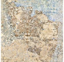 Wand- und Bodenfliese Persian Oasis matt 60x60x1cm