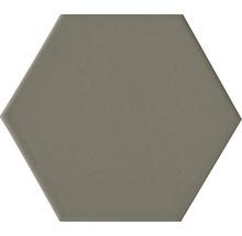 Wand- und Bodenfliese Hexa Grey 14,2x16,4cm