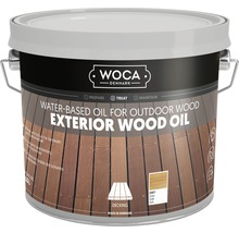 WOCA Außenholzöl Terrassenholzöl Grau 2,5 l