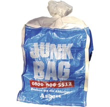 Junkbag Abfallsack für Asbest 1cbm, max. 1 Tonne