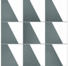Feinsteinzeug Mosaik Dolomiti Trapezio 30x30 cm
