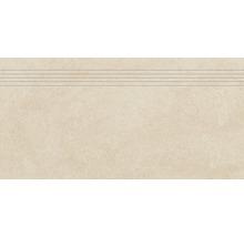 Stufenfliese Rako Udine beige 40x80cm