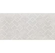 Wandfliese Kerateam Altai arabeske grau matt 30x60 cm