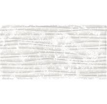 Wandfliese Kerateam Gaia jura grau strukturiert 30x60 cm