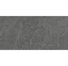 Bodenfliese Steuler Kalmit graphit 60x120 cm