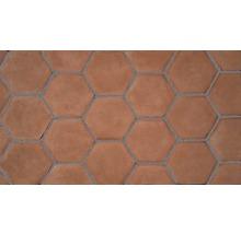 Terracottafliese Cornwell Hexagon/Octagon, 225x198x18 mm