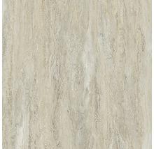 Wand- und Bodenfliese Vision Travertino natural 80x80 cm poliert