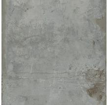 Wand- und Bodenfliese Metall grün 60x60 cm